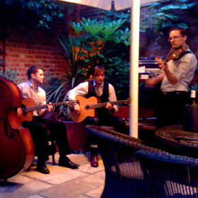 Bistrot Coco, Cheltenham on Monday, 23rd March