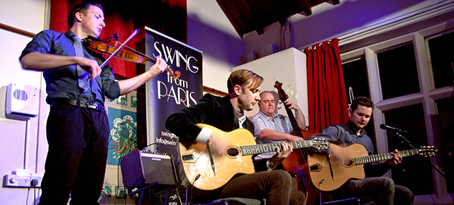 Pershore Jazz Festival on Saturday, 22nd August
